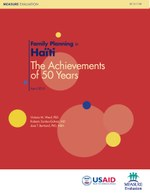 Family Planning in Haiti. The Achievements of 50 Years