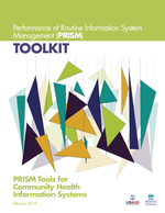 PRISM Tools for Community Health Information Systems