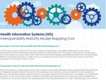 Health Information Systems (HIS) Interoperability Maturity Model Mapping Tool