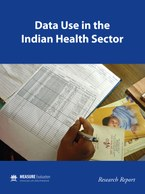 Data Use in the Indian Health Sector