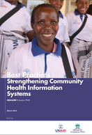 Best Practices in Strengthening Community Health Information Systems