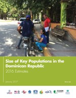 Size of Key Populations in the Dominican Republic - 2016 Estimates