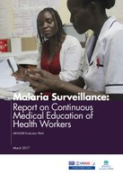 malaria surveillance Distance education courses unit 12 malaria surveillance unit 12: malaria surveillance a distance learning course of the directorate of learning systems (amref.