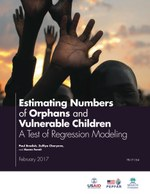 Estimating Numbers of Orphans and Vulnerable Children – A Test of Regression Modeling