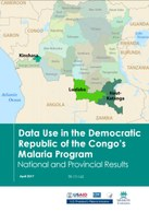 Data Use in the Democratic Republic of the Congo's Malaria Program: National and Provincial Results