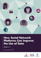 How Social Networks Can Improve the Use of Data