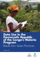 Data Use in the Democratic Republic of the Congo's Malaria Program: Results from Seven Provinces