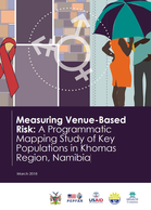 Measuring Venue-Based Risk: A Programmatic Mapping Study of Key Populations in Khomas Region, Namibia
