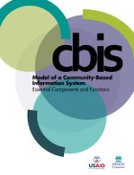 Model of a Community-Based Information System: Essential Components and Functions