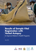 Results of Sample Vital Registration with Verbal Autopsy to Improve Malawi's Health Programs