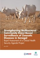 Strengthening Multisectoral Community Event-Based Surveillance of Zoonotic Diseases in Senegal – Rapid Assessment of a Global Health Security Agenda Project