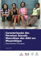 Caracterização dos Parceiros Sexuais Masculinos das AMJ em Moçambique: Descobertas Principais