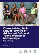Characterizing Male Sexual Partners of Adolescent Girls and Young Women in Mozambique: Key Findings