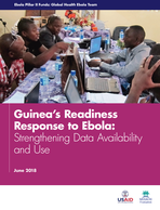 Guinea's Readiness Response to Ebola: Strengthening Data Availability and Use