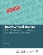 Review and Revise: A Tool for Reviewing and Revising Key Population Size Estimates