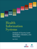 Health Information Systems: Analysis of country-level strategies, indicators, and resources