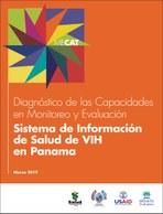 Diagnóstico de las Capacidades en Monitoreo y Evaluación Sistema de Información de Salud de VIH en Panama
