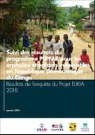 Suivi des résultats du programme PEPFAR pour les orphelins et enfants vulnérables en République Démocratique du Congo: Résultats de l'enquête du Projet ELIKA 2018