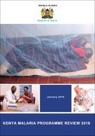Kenya Malaria Programme Review 2018
