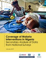 Coverage of Malaria Interventions in Nigeria: Secondary Analysis of Data from National Surveys