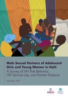 Male Sexual Partners of Adolescent Girls and Young Women in Haiti: A Survey of HIV Risk Behavior, HIV Service Use, and Partner Violence
