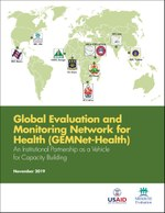 The Global Evaluation and Monitoring Network for Health (GEMNet-Health): An Institutional Partnership as a Vehicle for Capacity Building