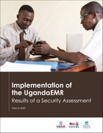 Implementation of the UgandaEMR: Results of a Security Assessment