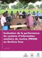 Evaluation de la performance de la gestion du système d'information sanitaire de routine du Burkina Faso