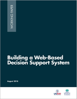 Building a Web-Based Decision Support System