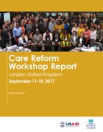 Care Reform Workshop Report