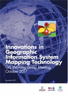 Innovations in Geographic Information Systems Mapping Technology: GIS Working Group Meeting, October 2017